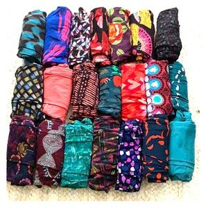 HUGE lot of LulaRoe leggings!!! 21 pairs!